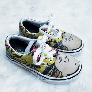 Vans x Peanuts Collection size 11 low top sneaker